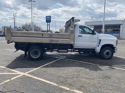 2020 Silverado 5500 Regular Cab DRW 4x2,  TruckCraft Dump Body #LH626841 - photo 6