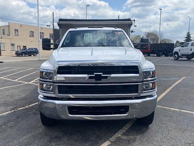 2020 Silverado 5500 Regular Cab DRW 4x2,  TruckCraft Dump Body #LH626841 - photo 8