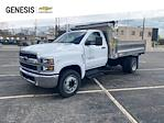 2020 Chevrolet Silverado 5500 Regular Cab DRW 4x2, TruckCraft Dump Body #LH626841 - photo 1