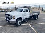 2020 Silverado 5500 Regular Cab DRW 4x2,  TruckCraft Dump Body #LH626841 - photo 1