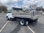 2020 Silverado 5500 Regular Cab DRW 4x2,  TruckCraft Dump Body #LH626841 - photo 2