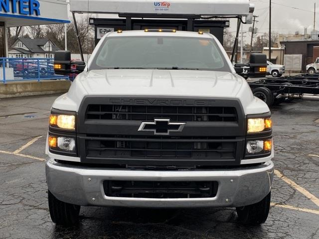 2020 Chevrolet Silverado 5500 Regular Cab DRW 4x2, Stellar Industries Flex36 Hooklift Body #LH627266 - photo 8
