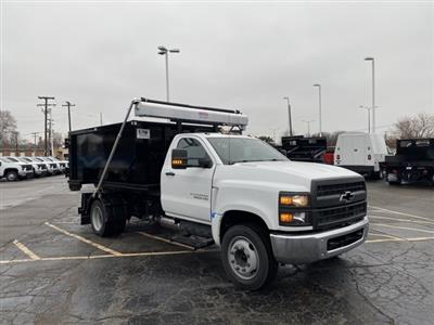 2020 Chevrolet Silverado 5500 Regular Cab DRW 4x2, Stellar Industries Flex36 Hooklift Body #LH627266 - photo 7