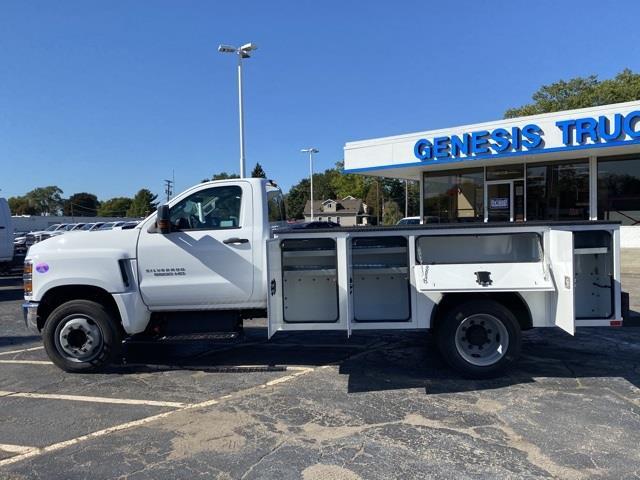 2020 Chevrolet Silverado 5500 Regular Cab DRW 4x2, CM Truck Beds SB Model Service Body #LH628212 - photo 3