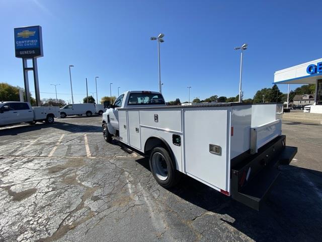 2020 Chevrolet Silverado 5500 Regular Cab DRW 4x2, CM Truck Beds SB Model Service Body #LH628212 - photo 4