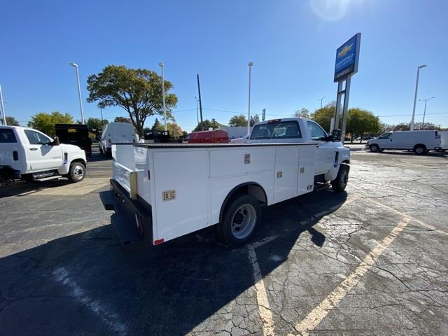 2020 Chevrolet Silverado 5500 Regular Cab DRW 4x2, CM Truck Beds Service Body #LH628212 - photo 1