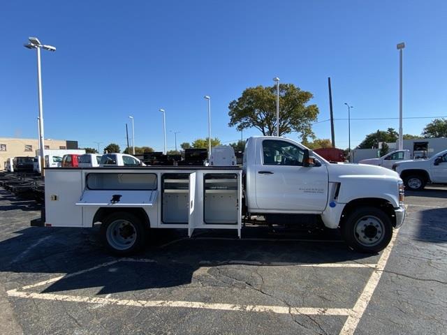 2020 Chevrolet Silverado 5500 Regular Cab DRW 4x2, CM Truck Beds SB Model Service Body #LH628212 - photo 6