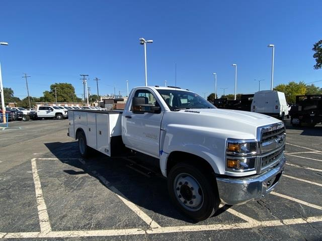 2020 Chevrolet Silverado 5500 Regular Cab DRW 4x2, CM Truck Beds SB Model Service Body #LH628212 - photo 7
