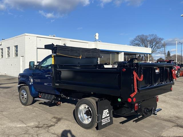 2020 Chevrolet Silverado 5500 Regular Cab DRW 4x2, Tafco Landscape Dump #LH635246 - photo 1