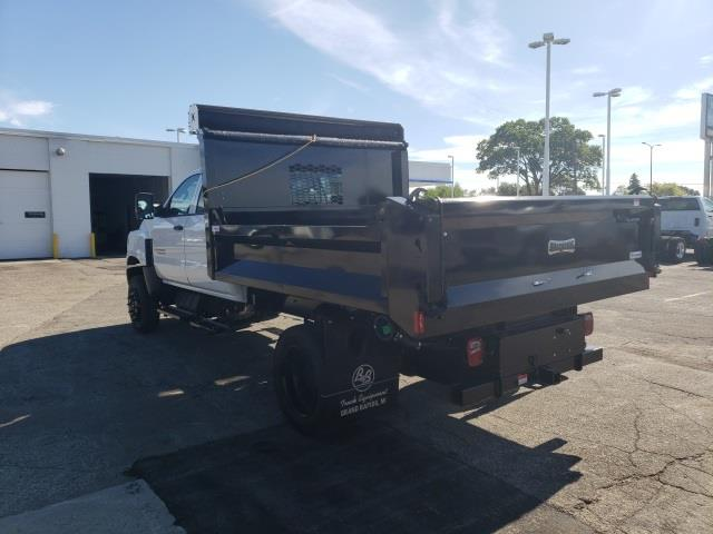 2020 Chevrolet Silverado 5500 Crew Cab DRW 4x4, Knapheide Drop Side Dump Body #LH856435 - photo 2