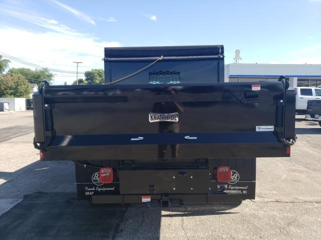 2020 Chevrolet Silverado 5500 Crew Cab DRW 4x4, Knapheide Drop Side Dump Body #LH856435 - photo 4