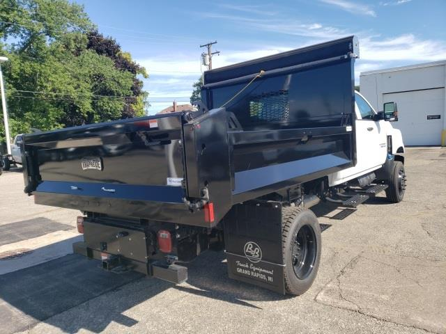 2020 Chevrolet Silverado 5500 Crew Cab DRW 4x4, Knapheide Drop Side Dump Body #LH856435 - photo 5