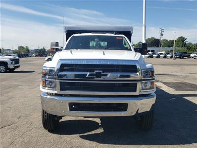 2020 Chevrolet Silverado 5500 Crew Cab DRW 4x4, Knapheide Drop Side Dump Body #LH856435 - photo 8