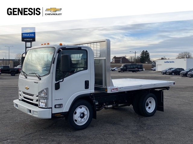 2020 Chevrolet LCF 4500 Regular Cab DRW 4x2, TruckCraft Platform Body #LS802404 - photo 1