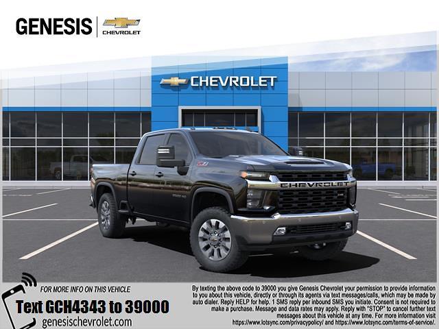 2021 Chevrolet Silverado 2500 Crew Cab 4x4, Pickup #MF194343 - photo 1