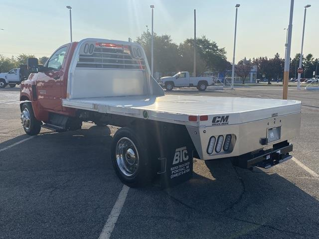 2021 Chevrolet Silverado 6500 Regular Cab DRW 4x2, CM Truck Beds Platform Body #MH686096 - photo 1