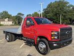 2021 Silverado 6500 Regular Cab DRW 4x2,  CM Truck Beds AL RD Model Platform Body #MH686096 - photo 7