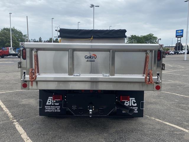 2021 Silverado 4500 Regular Cab DRW 4x2,  Galion 133U Dump Body #MH852657 - photo 4