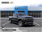 2021 Chevrolet Silverado 1500 Crew Cab 4x4, Pickup #MZ203312 - photo 1