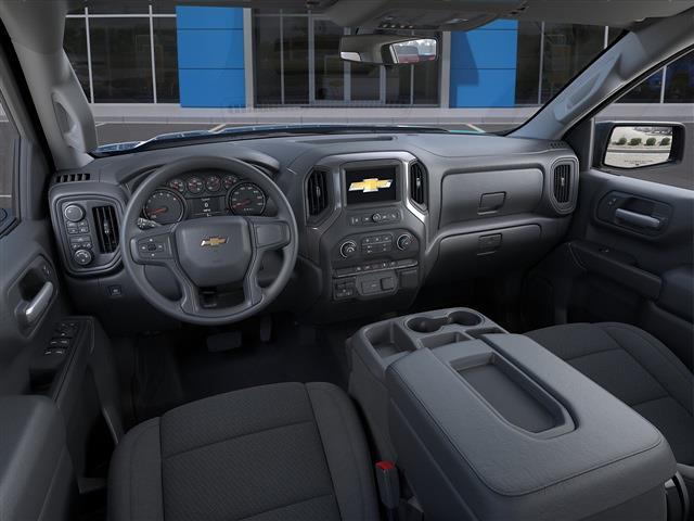 2021 Chevrolet Silverado 1500 Crew Cab 4x4, Pickup #MZ234798 - photo 14