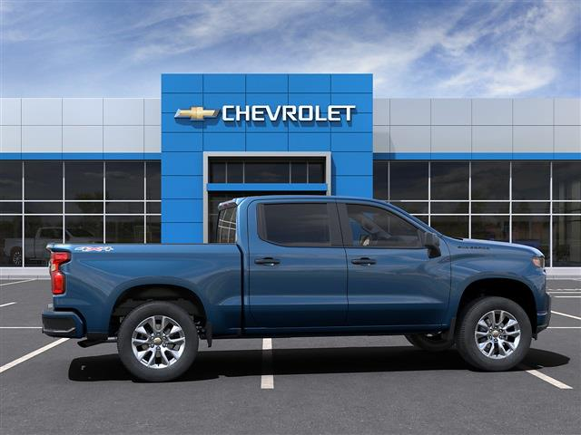2021 Chevrolet Silverado 1500 Crew Cab 4x4, Pickup #MZ234798 - photo 7