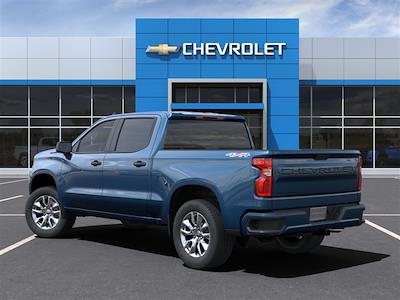 2021 Chevrolet Silverado 1500 Crew Cab 4x4, Pickup #MZ234798 - photo 6
