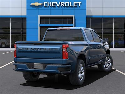 2021 Chevrolet Silverado 1500 Crew Cab 4x4, Pickup #MZ234798 - photo 2
