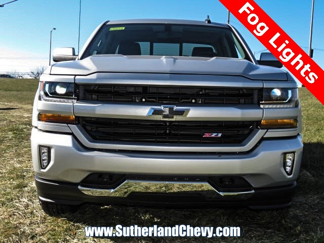 2018 Silverado 1500 Double Cab 4x4, Pickup #213667-18 - photo 12