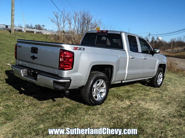 2018 Silverado 1500 Double Cab 4x4, Pickup #213667-18 - photo 2