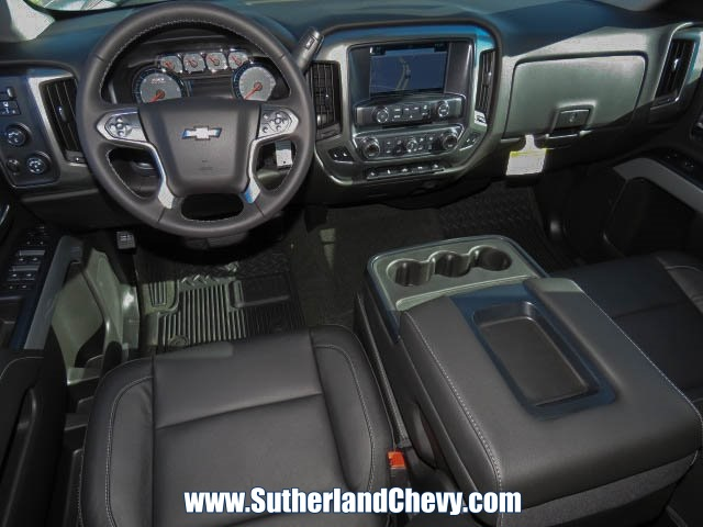 2018 Silverado 1500 Double Cab 4x4, Pickup #213667-18 - photo 5