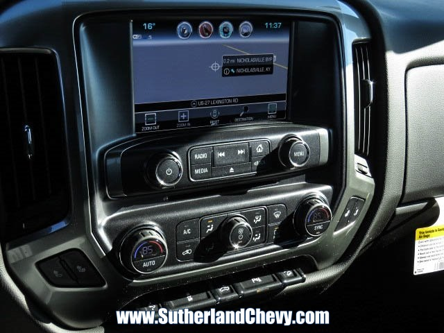 2018 Silverado 1500 Double Cab 4x4, Pickup #213667-18 - photo 7