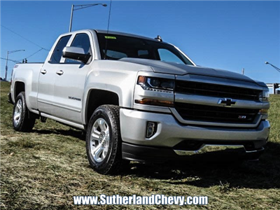 2018 Silverado 1500 Double Cab 4x4, Pickup #213667-18 - photo 24