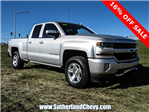 2018 Silverado 1500 Double Cab 4x4, Pickup #213667-18 - photo 1