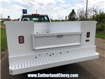 2018 Silverado 3500 Crew Cab DRW 4x4,  Reading Classic II Steel Service Body #246884-18 - photo 13