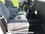 2018 Silverado 3500 Crew Cab DRW 4x4,  Reading Classic II Steel Service Body #246884-18 - photo 18