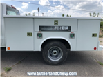 2018 Silverado 3500 Crew Cab DRW 4x4,  Reading Classic II Steel Service Body #246884-18 - photo 5
