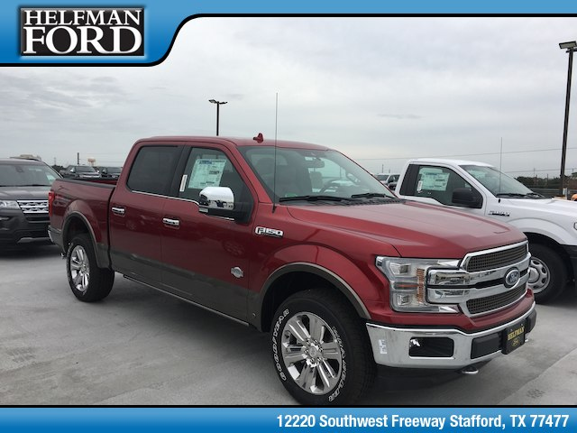 2018 F-150 SuperCrew Cab 4x4,  Pickup #JFE46578 - photo 1