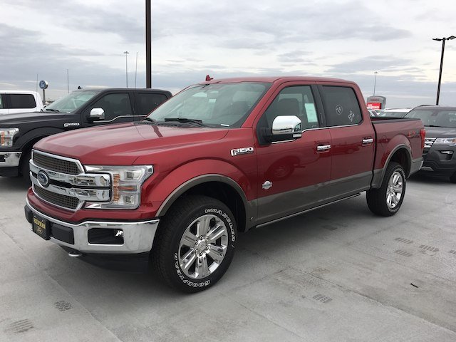 2018 F-150 SuperCrew Cab 4x4,  Pickup #JFE46578 - photo 2