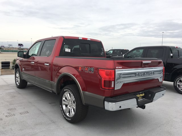 2018 F-150 SuperCrew Cab 4x4,  Pickup #JFE46578 - photo 3