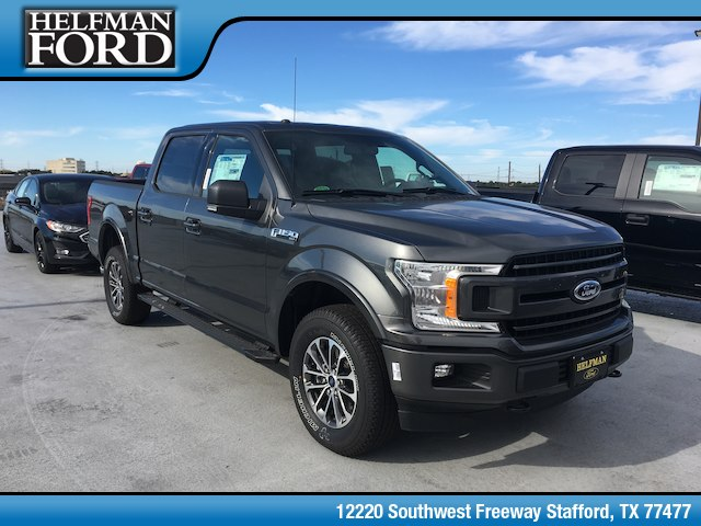 2018 F-150 SuperCrew Cab 4x4,  Pickup #JFE76820 - photo 1