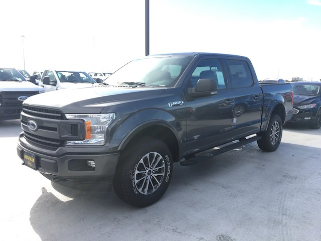 2018 F-150 SuperCrew Cab 4x4,  Pickup #JFE76820 - photo 3