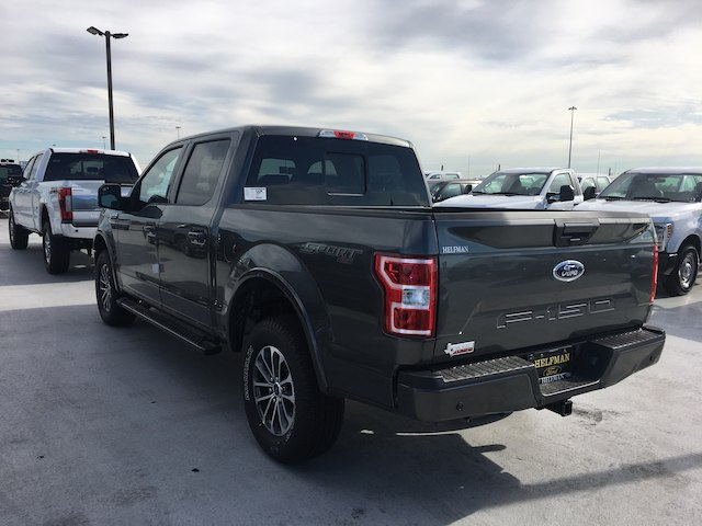 2018 F-150 SuperCrew Cab 4x4,  Pickup #JFE76820 - photo 4