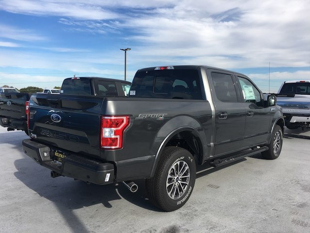 2018 F-150 SuperCrew Cab 4x4,  Pickup #JFE76820 - photo 2