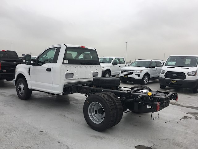 2019 F-350 Regular Cab DRW 4x2,  Cab Chassis #KED09811 - photo 4