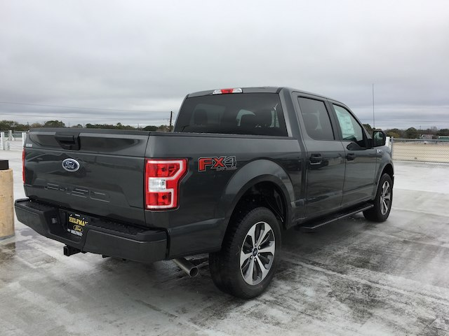 2019 F-150 SuperCrew Cab 4x4,  Pickup #KKC02656 - photo 2