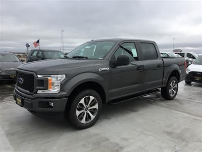 2019 F-150 SuperCrew Cab 4x4,  Pickup #KKC02656 - photo 3