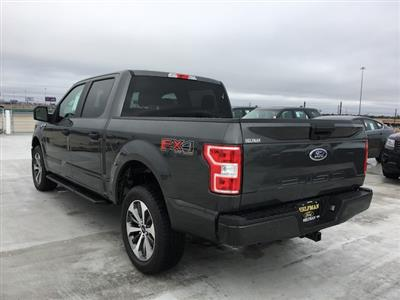 2019 F-150 SuperCrew Cab 4x4,  Pickup #KKC02656 - photo 4