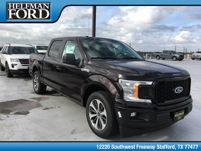 2019 F-150 SuperCrew Cab 4x2,  Pickup #KKC10477 - photo 1