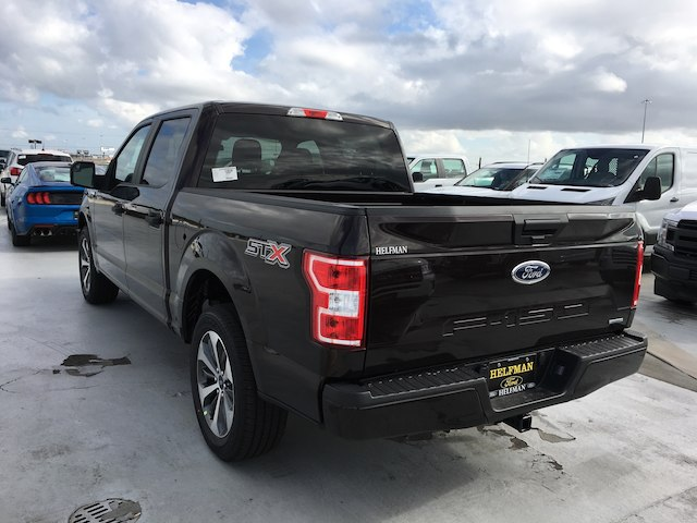 2019 F-150 SuperCrew Cab 4x2,  Pickup #KKC10477 - photo 4