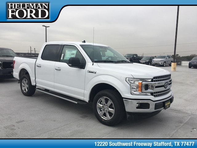 2019 F-150 SuperCrew Cab 4x2,  Pickup #KKC30724 - photo 1
